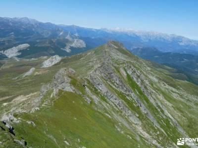 Sierra de Peña Labra-Alto Campoo; reto las mejores rutas de senderismo de españa senderismo nivel ba